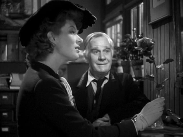 "The ""peculiar happiness"" of Mrs. Miniver."