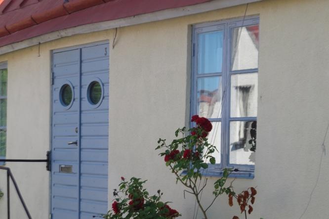 Visby, Gotland, Sweden door