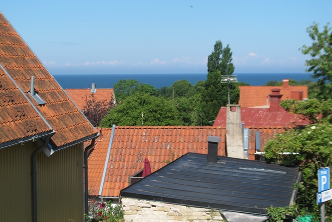 Baltic Sea Visby Gotland Sweden