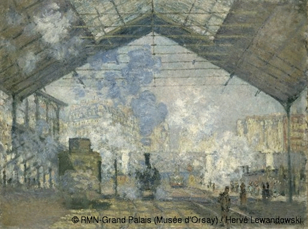 w600 Monet Gare Saint-Lazare 1877 at Musee d'Orsay.jpg
