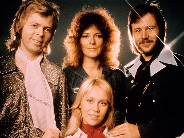 Abba, Swedish soft rock group 1970s