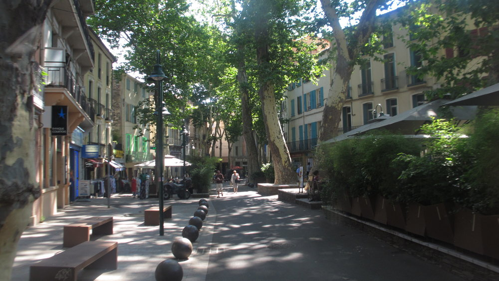 "The town of Céret in the Pyrenees, ""The Mecca of Cubism."" Photo Travellati Tours.jpg"