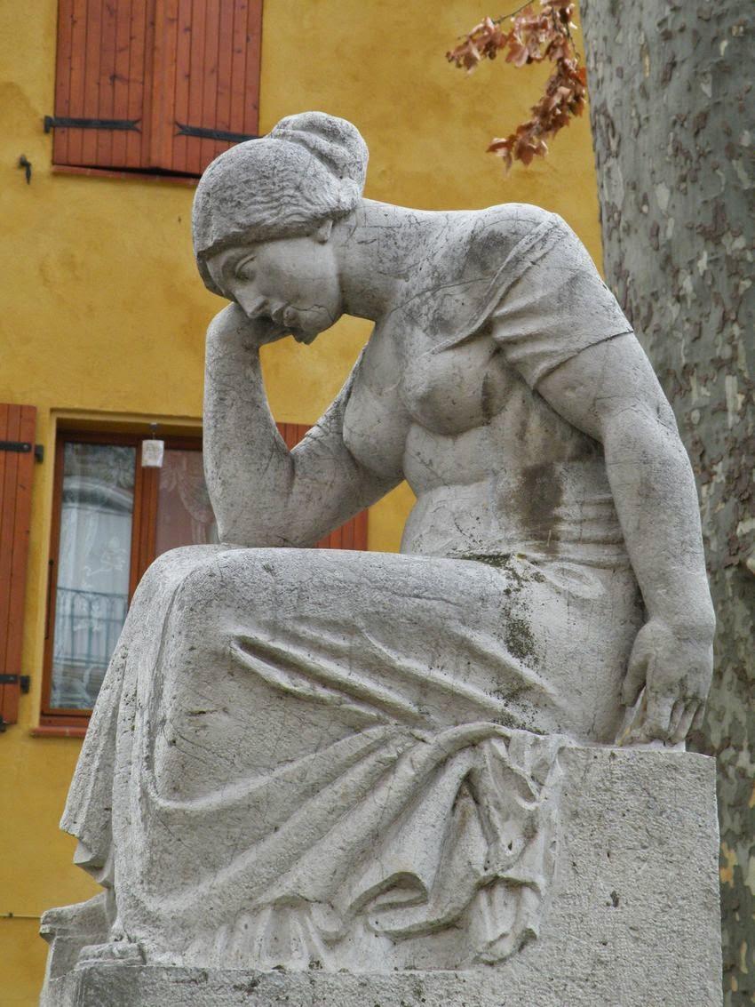 Monument aux Morts, Maillol, Céret, France.