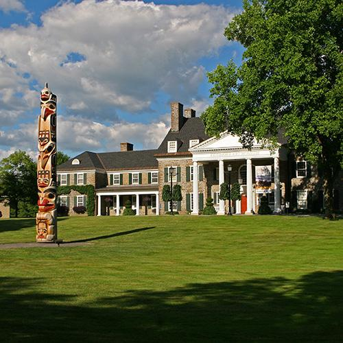 The Fenimore Art Museum in Cooperstown, New York.