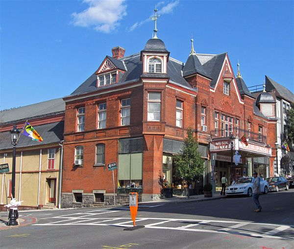 Tarrytown Music Hall.  Photo Ed from Queens flickr.com/people19195351@N00.