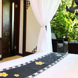 Candi Beach Bali Deluxe Garden Room