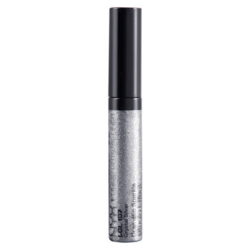 NYX Cosmetics '  Liquid Crystal Liner in Crystal Silver   ($4.50)