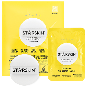 Starskin's Foaming Peeling Perfection Puff - available via various retailers
