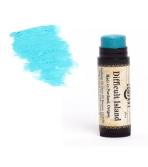 Portland Black Lipstick Company's Difficult Island($14)
