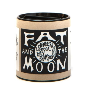 Fat And The Moon's Lavender & Cocoa Dry Powder ($14)