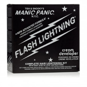 Manic Panic Flash Lightning® Bleach Kit ($12.99)