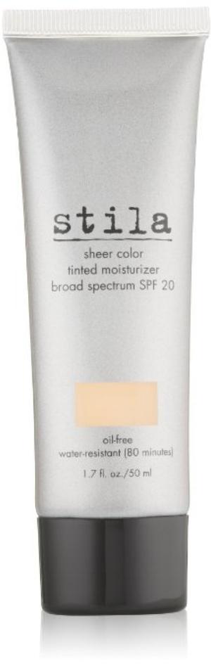 Stila  Sheer Color Tinted Moisturizer SPF 20  ($27)