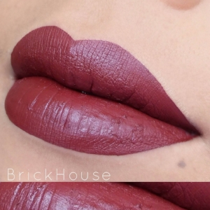 JD Glow Cosmetics   Brickhouse Liquid Lipstick   ($13)