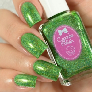 Cupcake Polish Here Today, Gone To Maui ($13) p/c: Delishious Nails