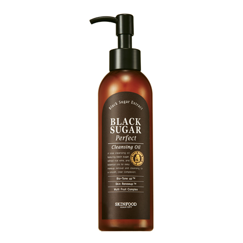 SkinFood   Black Sugar Perfect Cleansing Oil   (price varies by retailer)