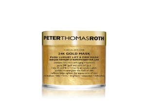 Peter Thomas Roth 's  24K Pure Gold Mask   ($58)