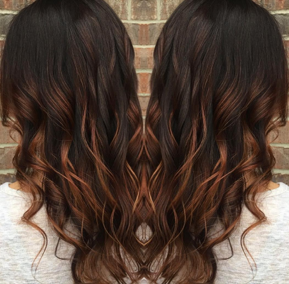 Tiger Eye Hair Let S Swoon Over This Tress Trend Together