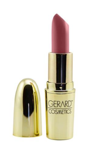 Gerard CosmeticsLipstickIn Vintage Rose ($19)