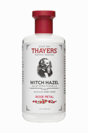 Thayers '  Witch Hazel Toner   ($10.25)