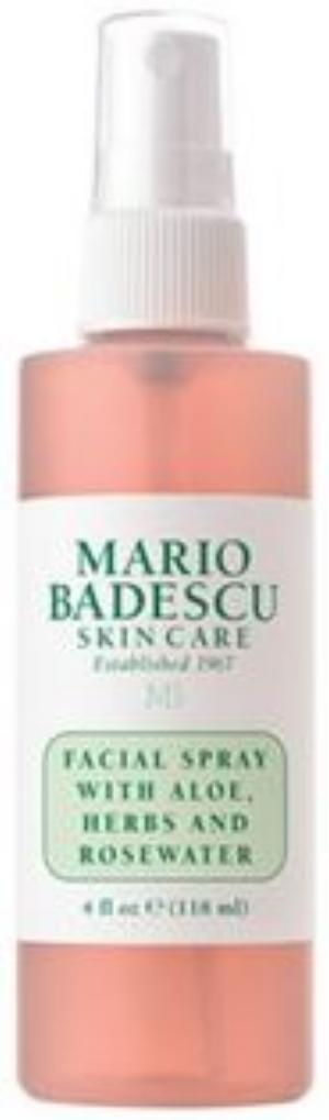 Mario Badescu 's  Facial Spray  ($7)