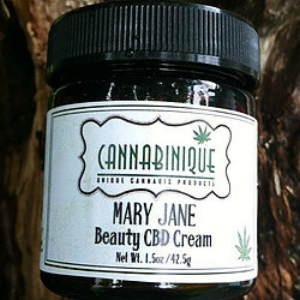 Cannabinique   Mary Jane Beauty CBD Cream   ($20)