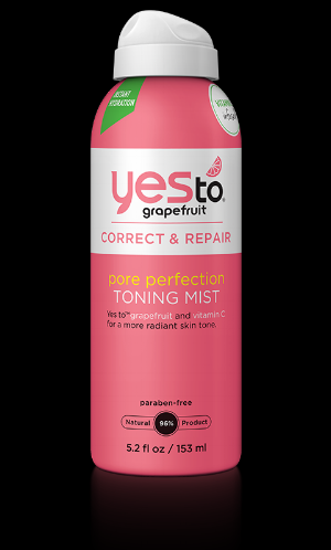 Yes To's Yes To Grapefruit Pore Perfection Toning Mist ( ≈$10.99)