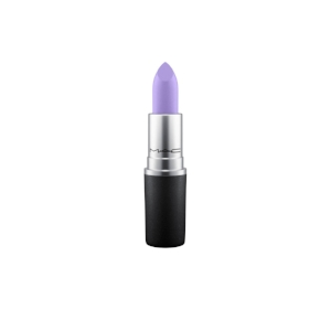 MAC 's  Flatter Me Fierce Lipstick  ($17)