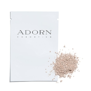 Adorn Cosmetics' Anti-Aging Loose Mineral Foundation With SPF 20+-Refill($49)
