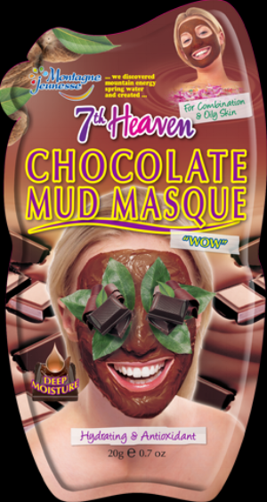 7th Heaven Beauty 's  Chocolate Mud Mask   (price varies by retailer)