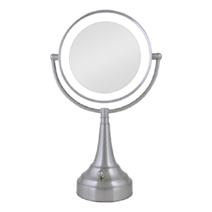 Zadro 's  Cordless Dual-Sided LED Lighted Round Vanity Mirror   ($119.99)