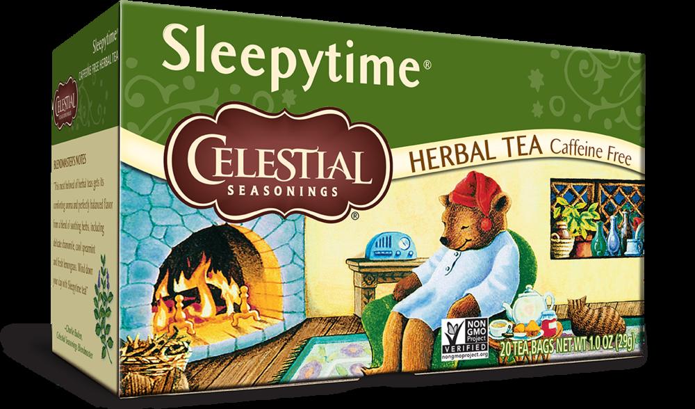 Celestial Seasonings' Sleepytime Classic Tea(price varies by retailer)