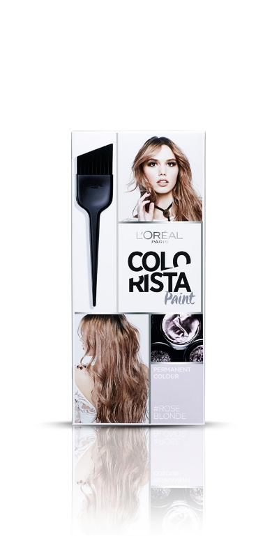 L'Oréal Paris Colorista Rose Blonde (price varies by retailer)