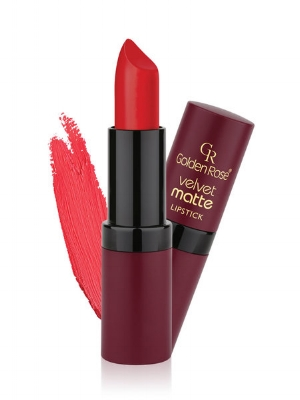 Golden Rose Cosmetics Velvet Matte Lipstick ($7.99)