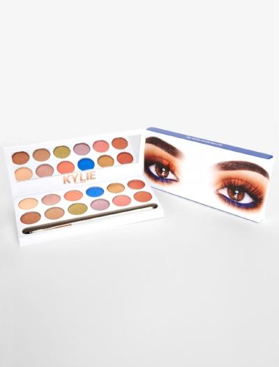 Kylie Cosmetics  Royal Peach Palette  ($45)
