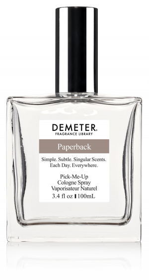 "Demeter's ""Paperback"" ($21.00/1 OZ Cologne Spray)"