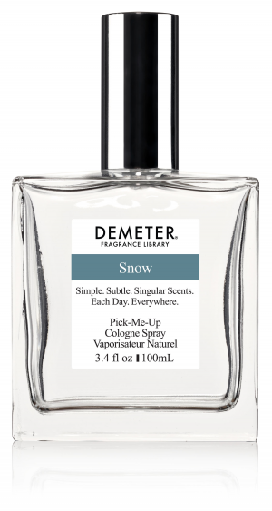 "Demeter's ""Snow""($21.00/1 OZ Cologne Spray)"