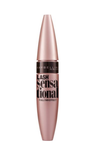Maybelline  Lash Sensational® Washable Mascara  ($8.99)