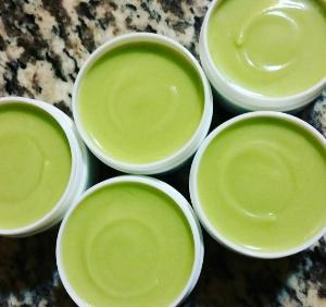 BodyBeeWell  Organic Healing Kelp Face Cream  ($10)