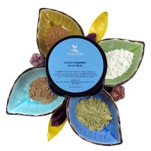 Holiskin  Chocolate Seaweed Facial Mask  ($15.00)