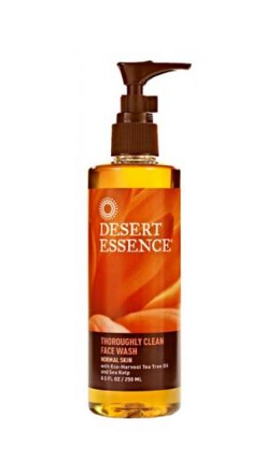 Desert Essence Sea Kelp Thoroughly Clean Face Wash($9.99)