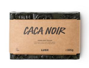 "Lush's ""Caca Noir""(£10.95/325g)"