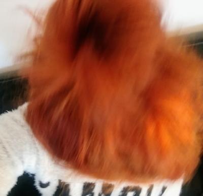 From Bleached Blonde To Dark Brown A Henna Indigo Hair Journey