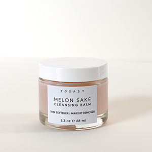 20EAST Botanicals '  Melon Sake Cleansing Balm   ($26)