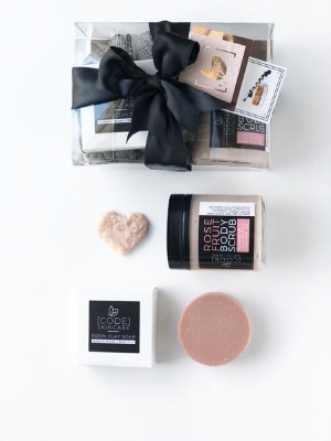Code Skincare   Code Smooth Gift Set   ($35)