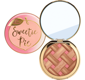 Two Faced   Sweetie Pie Blush/Bronzer   ($30)