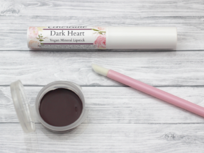 "Etherealle  ""Dark Heart""  Mineral Lipstick  ($11.95)"