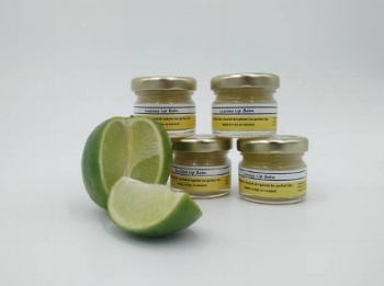 EarthSenseBodyCare 's  Luscious Lime Lip Balm   (€5.00)