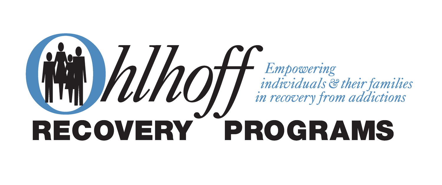 Join Our Team Ohlhoff Recovery Programs