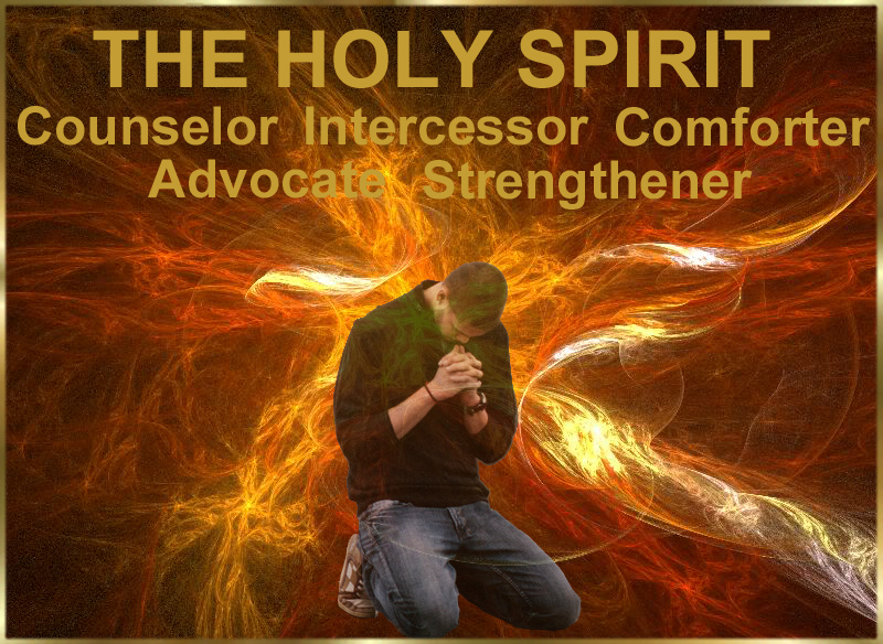 THE HOLY SPIRIT IS YOUR COUNSELOR — Amazing Love