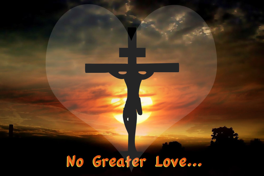 No Greater Love Amazing Love